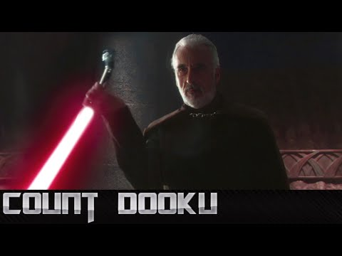 Star Wars lore: Count Dooku