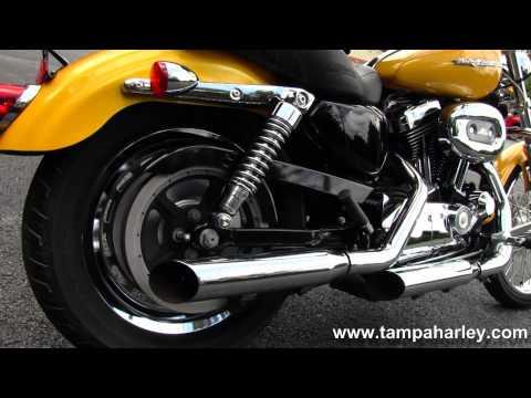 Video: Used 2006 Harley Davidson Sportster 1200 Custom for Sale Price Specs