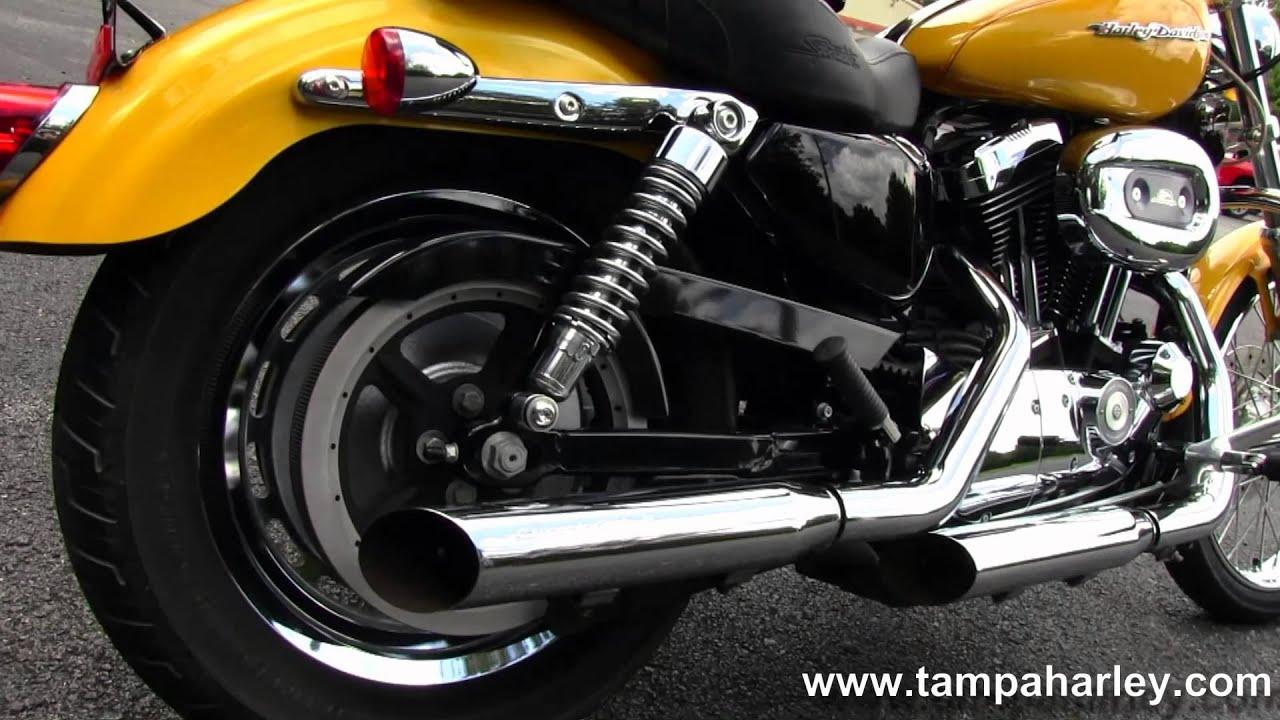 used 2006 harley davidson sportster 1200 custom for sale price specs