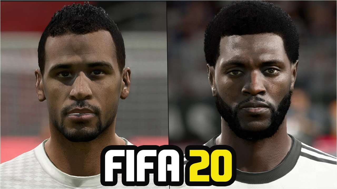 FIFA 20 |  ALL TOGO PLAYERS REAL FACES