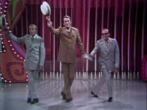 Two Bushels and a Peck  Jack Benny, George Burns, Gregory Peck
