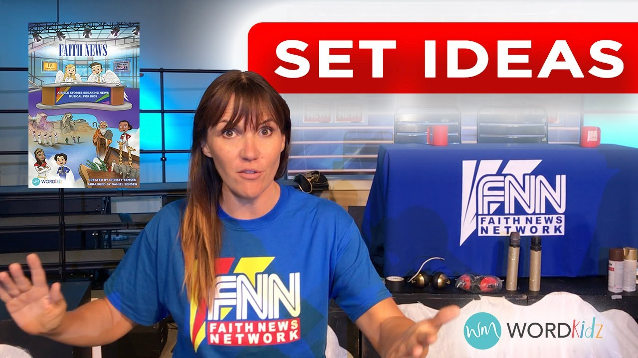 Set Ideas for...FAITH NEWS! ????