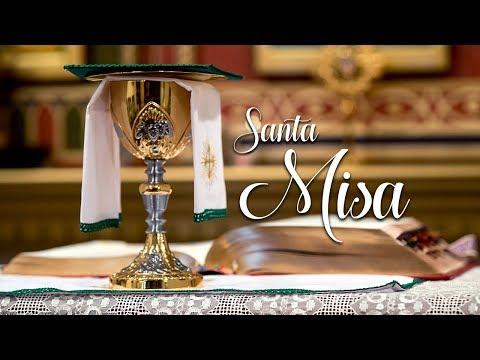 Santa Misa En Vivo De Hoy Domingo 6 De Agosto 2017 Youtube