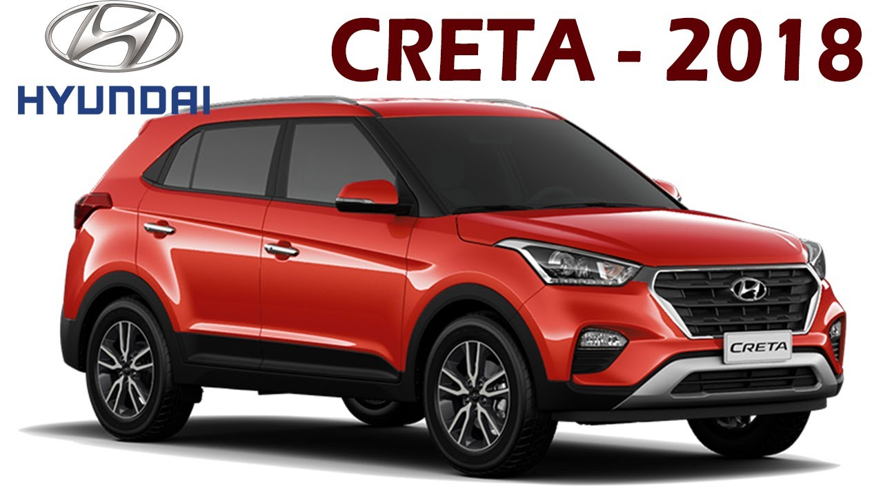 Hyundai Creta 2018 Facelift To Be Launched In 2018 Specifications