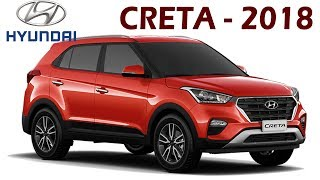Hyundai Creta 2018 Facelift To Be Launched in 2018   Specifications, Features