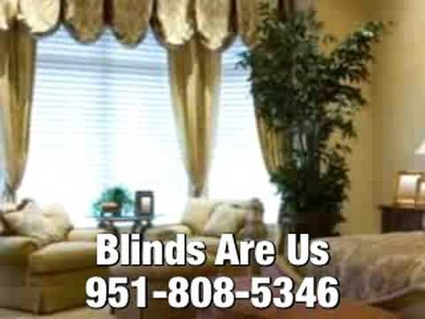 shutters, Blinds Are Us, Corona, CA, curtains