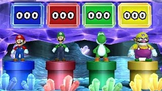 Mario Party 9 - Choice Challenge