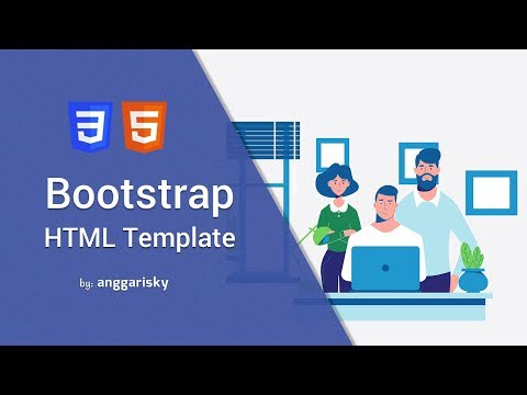 Starting HTML Template Easier And Faster