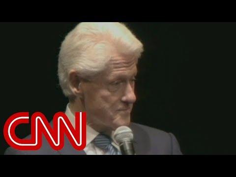 Clinton: I apologized to Monica Lewinsky