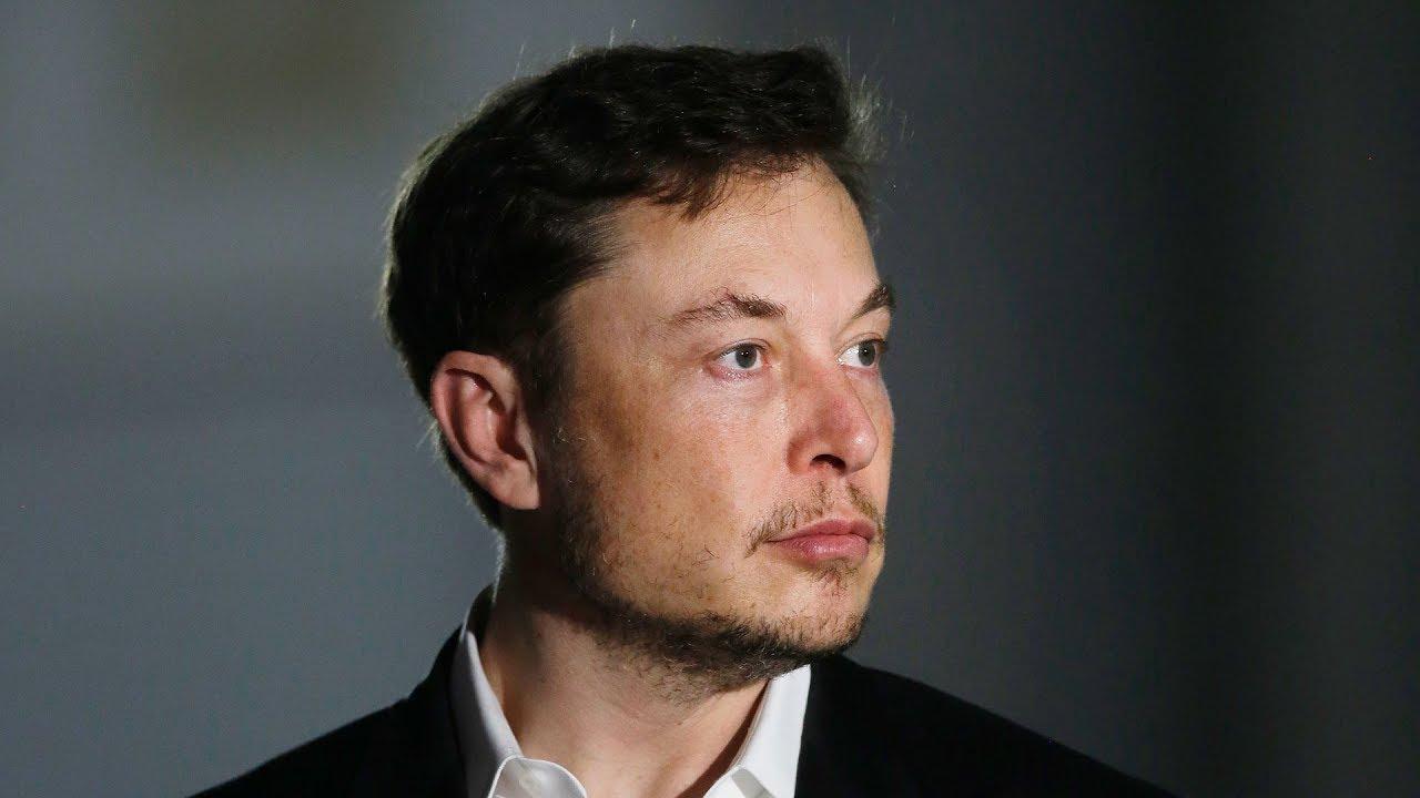 Elon Musk calls British Thai cave rescue diver 'pedo' - YouTube