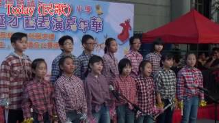 HNYP ( TODAY )《2014聖誕才藝表演》九龍城浸