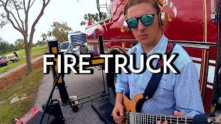 Fire Truck Resimi