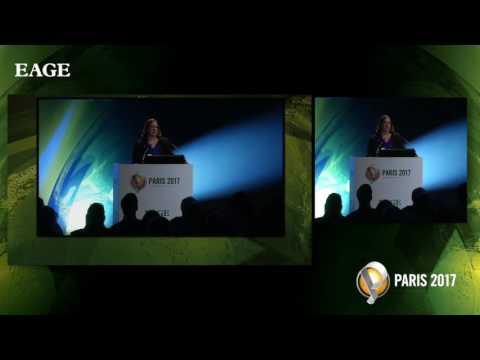 Opening Ceremony EAGE Paris 2017