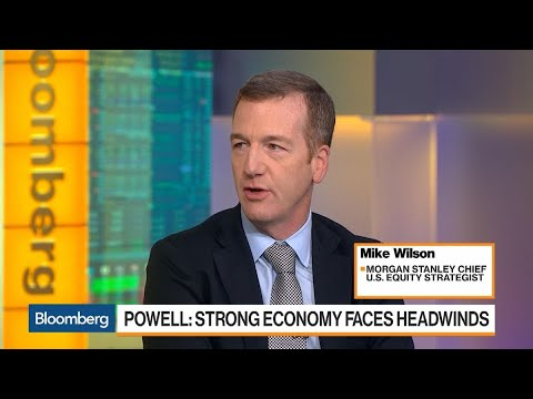 Economist Wilson Says Market Recognized Fed's Going All the Way This Time