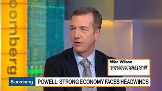 Economist Wilson Says Market Recognized Fed