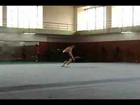 Wuhan Wushu Practice1