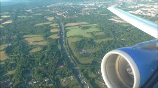 Thomas Cook Airbus A321-211 | London Gatwick to Kefalonia *Full Flight*(This video is property of Train_PlaneHub,