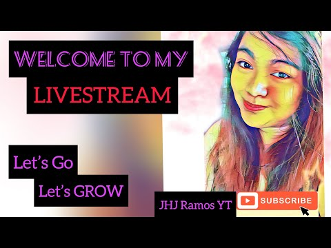 LIVE// Hello Everyone//JUNE !, 2020 HAPPY 3mos to me in YT world MUsic LS