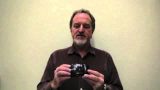 52 Cameras: Week 12 part 1 - Olympus Infinity Stylus AKA Mju-1