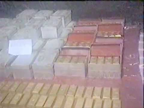 Secret Foreign War Gold Bullion