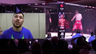 Amateur MMA Fighting - Carl Ford's First Fight (Epic Fighting 38)