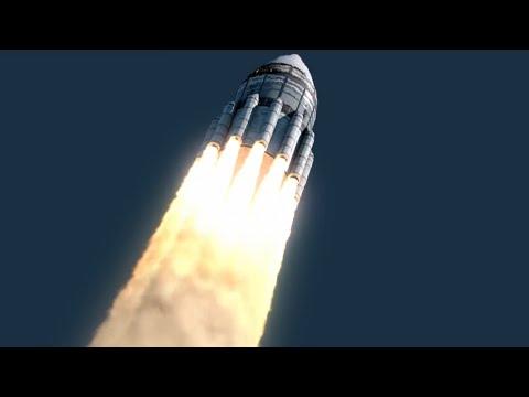 광속의 10% 속도까지 비행하는 원자력 우주선. 이게 정말 가능하다고?