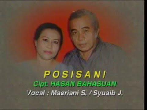 POSISANI Voc.MASRIANI SYUKRI Cipt. HASAN BAHASWAN
