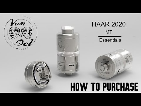 HAAR RTA by MT Essentials  - How to Purchase.