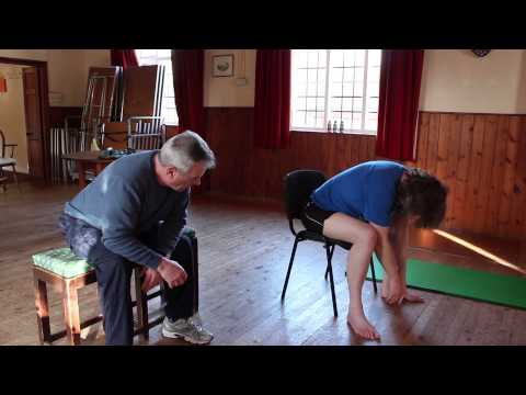 The Back - Over 50's Workout with Alan Gordon | HeatsProductions