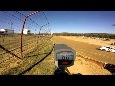 Dog Hollow Speedway - 4/16/16 Four Cylinders Practice Session #2