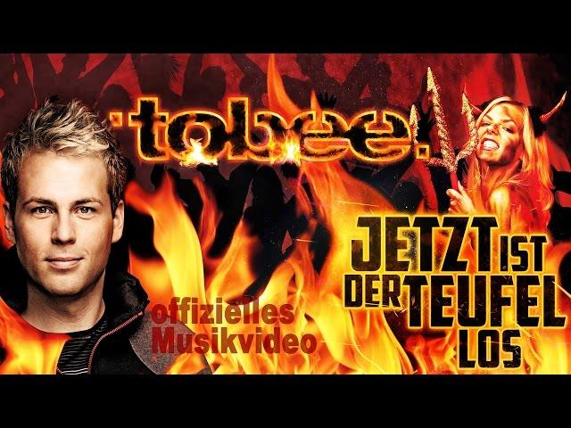 Tobee - Jetzt ist der Teufel los - Ballermann Hits 2015