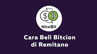 Cara Beli Bitcoin di Remitano