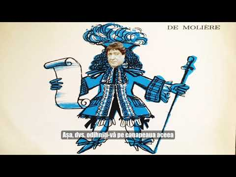 Moliere - Burghezul gentilom from YouTube · Duration:  53 minutes 1 seconds