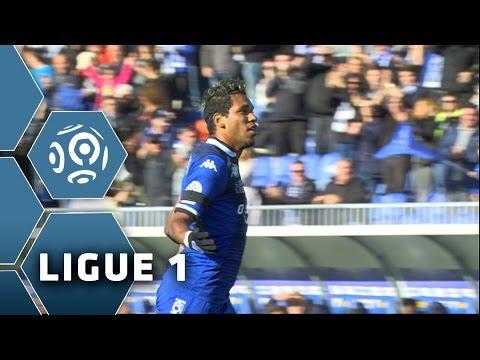 Goal BRANDAO (5') / SC Bastia - GFC Ajaccio (1-2) - (SCB - GFCA) / 2015-16