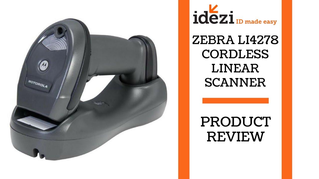 Zebra li4278 cordless linear scanner idezi id made easy zebra li4278 cordless linear scanner idezi id made easy biocorpaavc Gallery