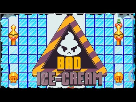 Bad Ice Cream Game Walkthrough (All Levels)