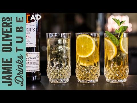 Whisky Highball 3-ways | Rich Hunt & Jamie Mac