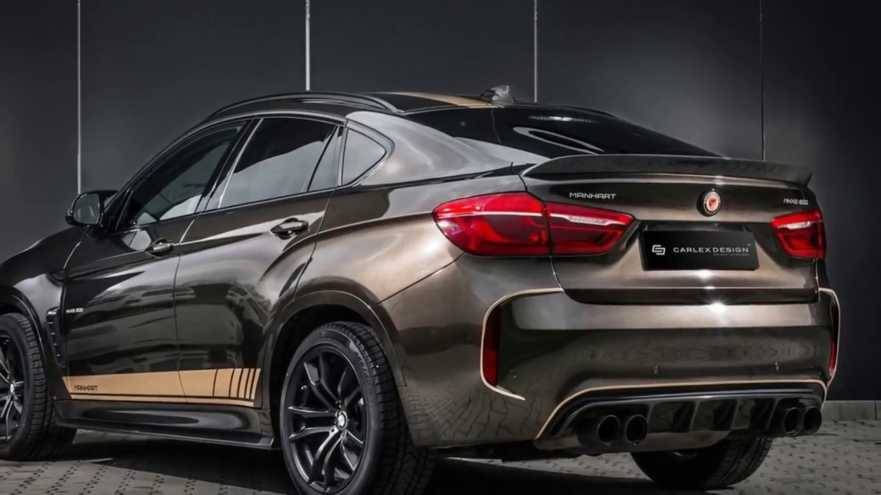 2018 Manhart Bmw X6 Bmw X6 M Interior New 2018 Bmw X6 By