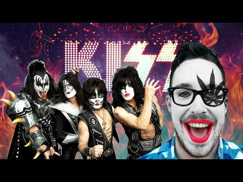 That time I tried to interview KISS (from the archives)