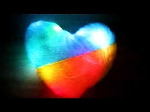 подушка в форме сердца своими руками