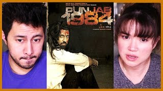 PUNJAB 1984  Diljit Dosanjh   Reaction