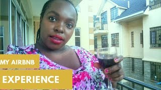 THE BEST EXPERIENCE AIRBNB AFRICA :FULLY FURNISHED APARTMENT TOUR IN KILIMANI NAIROBI, KENYA