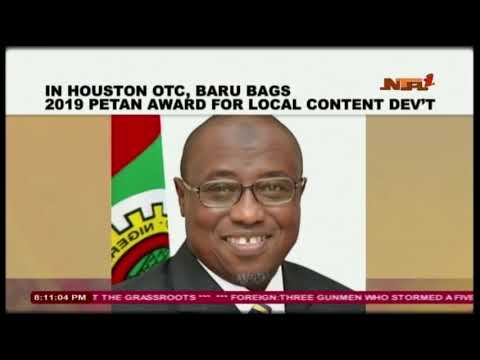 NNPC Oil & Gas Forum for the Week MAY /12,/2019