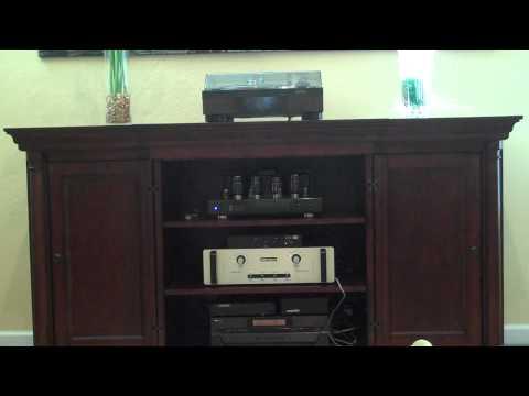 CalAudio+Jolida+Audio Research+ Merlin Music