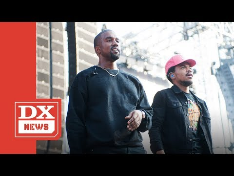 """Kanye West Confirms """"Good Ass Job"""" Album With Chance The Rapper Mp3"""