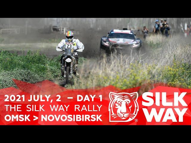 D-1 RUSSIAN DRIVERS START STRONG ON HOME TURF // SWR2021