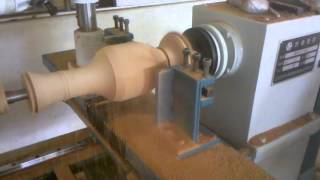 Cosen Cnc Wood Woodworking Lathes Making Processing Flower Vases Holders
