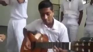Best Sinhala Songs| Guitar Covered by School Boys