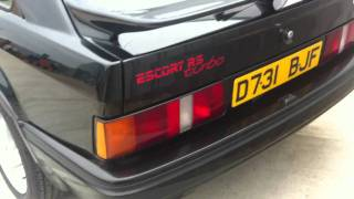 Ford Escort RS Turbo Series 2 ** SOLD**