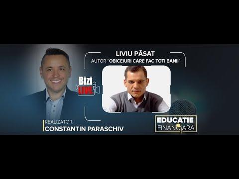 Educatie Financiara | Constantin Paarschiv in dialog cu Liviu Păsat | Antreprenor, Amazon Seller from YouTube · Duration:  49 minutes 45 seconds